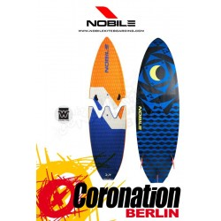 Nobile Infinity Carbon Split Kiteboard 2015