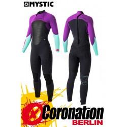 Mystic Star 5/4 D/L Frauen Neoprenanzug Purple