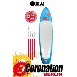 OUKAI SUP Board 11'2 x 32""