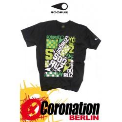 Soöruz T-Shirt Pola SS Black