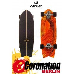 Carver Swallow 29 Longboard Complete