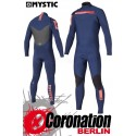 Mystic Majestic 2016 5/3mm Frontzip - Navy