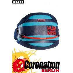 ION Hummer 2017 Kite Waist Harness Blue/Red