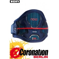 ION Nova Select Kite Harness 2017 Blue/Red