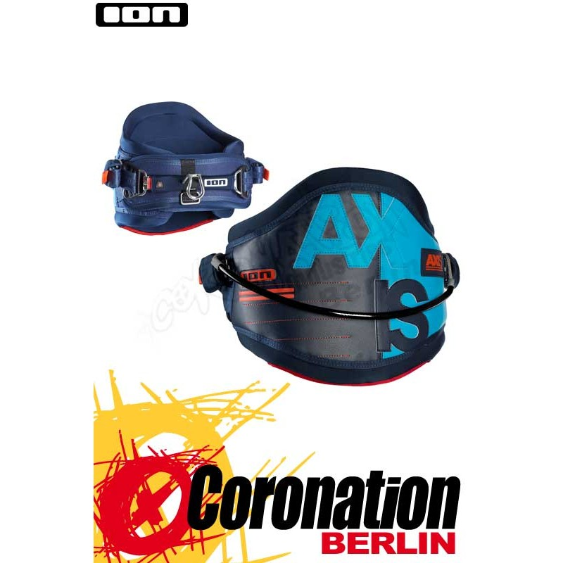 ION Axis X-Over Harness 2017 Blue