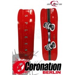 Spleene Session 41 Kiteboard HTL rot