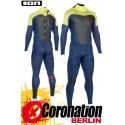 ION Element Semidry 5,5/4,5 DL Backzip combinaison neoprène 2017 Blue