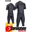 ION Element Overknee SS 3/2 Backzip DL combinaison neoprène 2017 Black