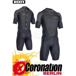ION Element Shorty SS 2,5 Backzip DL Neoprenanzug 2017 Black