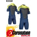 ION Element Shorty SS 2,5 Backzip DL combinaison neoprène 2017 Blue