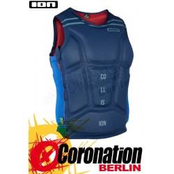 ION Collision Vest 2017 Prallschutzweste Blue