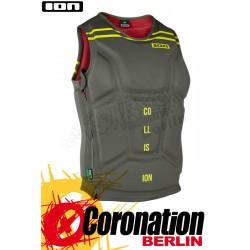 ION Collision Vest 2017 Prallschutzweste Green