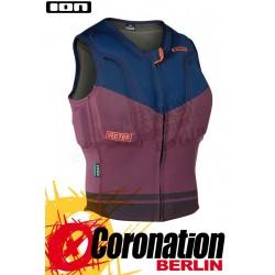 ION Vector Vest 2017 Prallschutzweste Blue/Wine