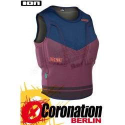 ION Vector Vest Comp 2017 Prallschutzweste Blue/Wine