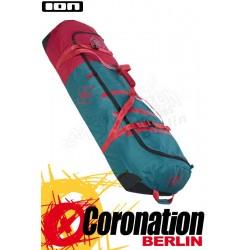 ION Gearbag Core Basic Kite Wake Boardbag 2017 Travelbag Petrol/Red