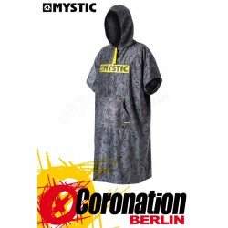 Mystic Poncho Regular - Banana