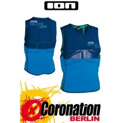 ION Vector Vest Comp Prallschutzweste blue 2015