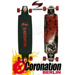 Sayshun Addict Drop Thru Longboard
