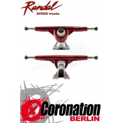 Randal trucks R2 180mm 50° Red Raw Trucks