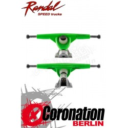 Randal Achsen R2 180mm 50° Green Raw Trucks