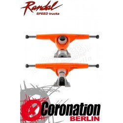 Randal trucks R2 180mm 50° Orange Raw Trucks