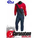 Dry Fashion Trockenanzug Sailing Standard Nylon - Navy/Rot