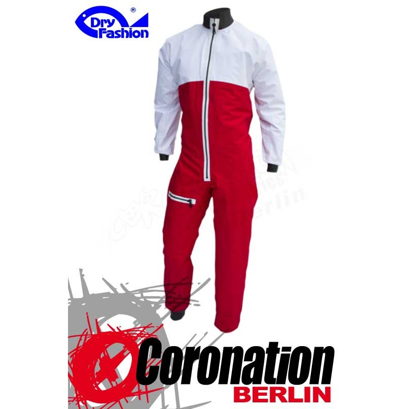 Dry Fashion SUP Advance SUP Anzug white-red