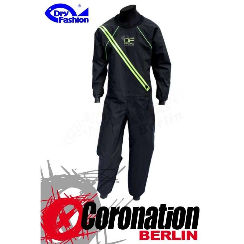 Dry Fashion SUP Performance SUP Anzug black green