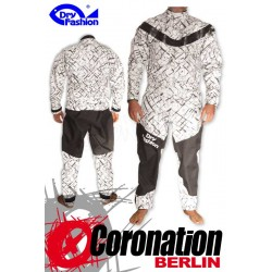 Dry Fashion Black Performance Limited Edition White Allover