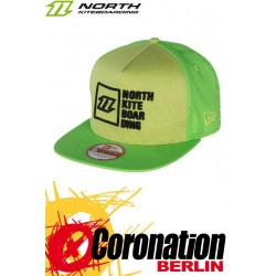 North Cap New Era 59fifty A-Frame - Logo Green
