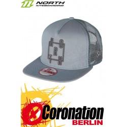 North New Era Cap 9fifty A-Frame - Vegas Grey