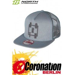 North New Era Cap 9fifty A-Frame - Vegas Grey