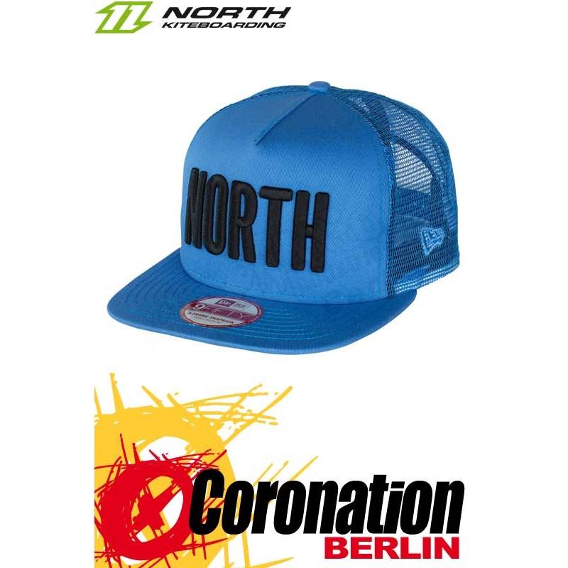 3ebe51d157f North New Era Cap 59fifty A-Frame - TRUE Blue - Coronation Berlin