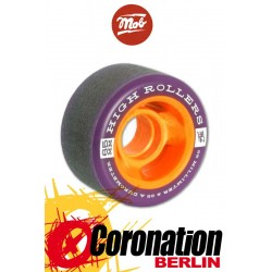 Mob Skateboards High Roller Wheels 65mm White