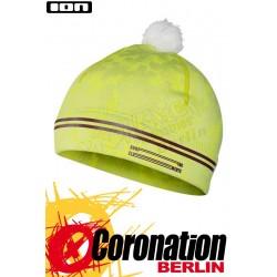 ION Neo Bommel Beanie - Neopren Mütze Gelb