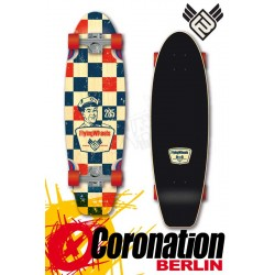 Flying roues Gasoline Mini Cruiser Longboard