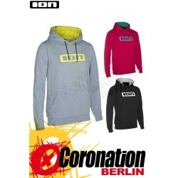 Ion Hoody ION Logo crimson red