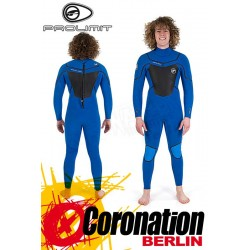 Prolimit Mercury 6/5 Backzp FTM Wetsuit Neoprenanzug Blue