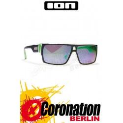 ION Sonnenbrille Vision Spark black/flour vert