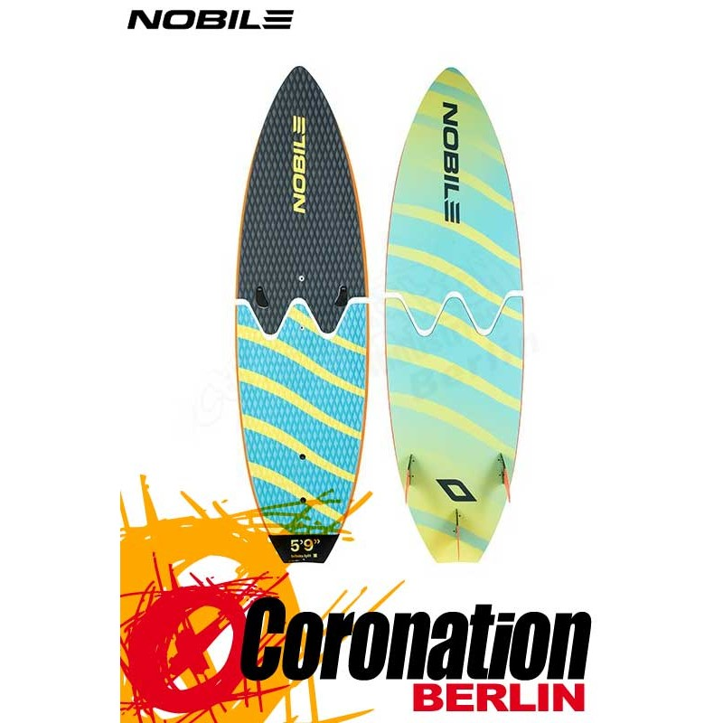 Nobile Infinity Split 2017 Waveboard