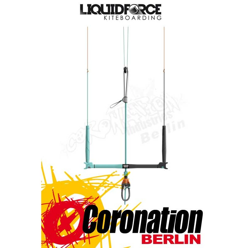 Liquid Force Mission Control System Bar 2017