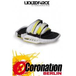 Liquid Force Fusion X2 pads et straps 2016/17