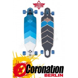 Dusters Longboard Wake Kryptonic Blue komplett