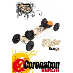 Kheo Kicker Mountainboard Landboard Orange