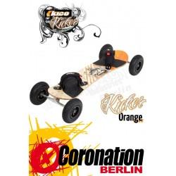 Kheo Kicker Mountainboard Landboard Orange