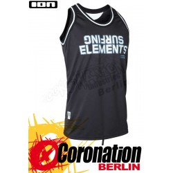 ION Basketball Shirt Wetshirt Black