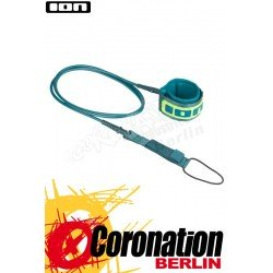 ION Surfboard Core Leash Comp 2107 Petrol