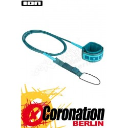 ION Surfboard Core Leash Comp 2107 Petrol/Turquoise