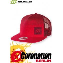 North New Era Cap 59fifty FADE Red