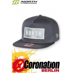 North New Era Cap 59fifty LOGO Dark Grey
